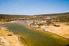 River in Namaqualand Stock Images