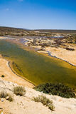 River in Namaqualand Royalty Free Stock Photo