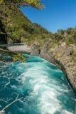 River Near Osorno Volcano Stock Image