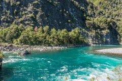 River Near Osorno Volcano Royalty Free Stock Image