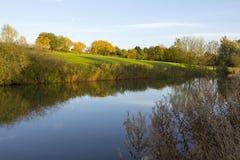 River Nene Stock Photo