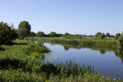 River Nene Royalty Free Stock Photo