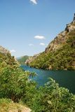 River Neretva Near Jablanica Stock Images