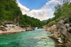 River Neretva Stock Photography