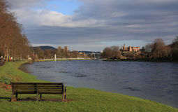 The River ness Royalty Free Stock Photography