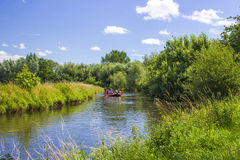 River Niers Royalty Free Stock Photography