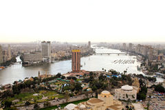 River Nile Cairo Royalty Free Stock Photography