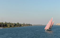 River Nile Royalty Free Stock Photos