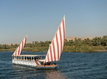 River Nile Stock Image