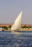 River Nile view Royalty Free Stock Photo