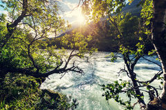 River in Norway Royalty Free Stock Photos