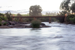 River Nzoia royalty free stock photography