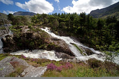 River Ogwen Royalty Free Stock Image