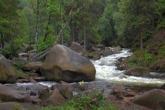 River oker Stock Photos