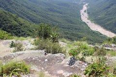 River. Oribi Gorge KZN South Africa Stock Images