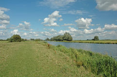 River Ouse - Cambridgeshire Stock Photos