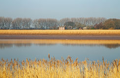 The River Ouse, near Goole Stock Images