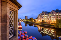 River Ouse York England UK Stock Photography