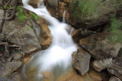 River in Paklenica mountains Royalty Free Stock Photos