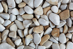 River pebble background Stock Images
