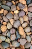 River pebbles stone texture and background.  Stock Photography