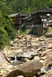 River pebbles Stock Photo