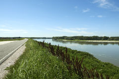 River po Stock Photo