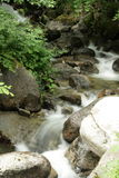 River in Pyrenees orientales, France Royalty Free Stock Photos