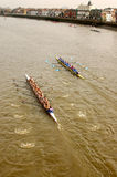 River Race Stock Photo