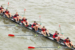 River Race Royalty Free Stock Photography