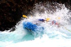 River Rafting Royalty Free Stock Image