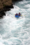 River Rafting. Chilko river british columbia/river rafting Royalty Free Stock Photos