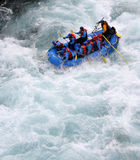 River Rafting Stock Image