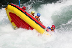 River Rafting Stock Photos