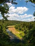 River Rak in Rakov Skocjan Stock Photos