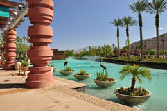 The River in Rancho Mirage Royalty Free Stock Photo