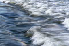 River rapid abstract Stock Photography