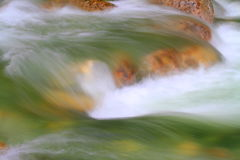 River Rapids. An abstract close up of a wilderness river and it's rapids Royalty Free Stock Photos