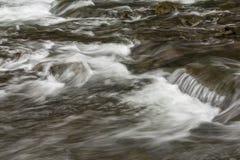 River Rapids. A closeup of river rapids Stock Photography