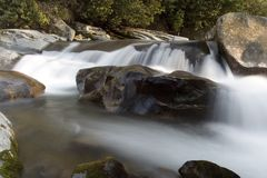 River rapids - Great Smoky Mountains National Park Stock Photography