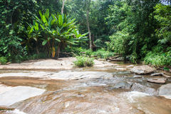 River rapids near Chiang Mai Stock Images