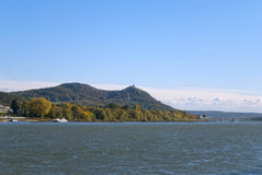 River Rhein Royalty Free Stock Photos