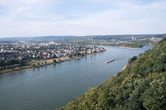 River Rhine Stock Photos