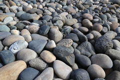 River rock background Stock Images