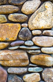 River Rock Wall Vertical Royalty Free Stock Photography