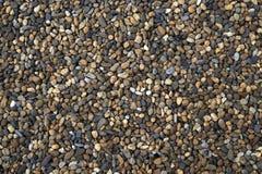 River rocks background Stock Photo