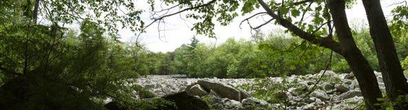 River of Rocks Stock Photos