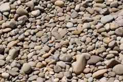 River Rocks Pebbles Stock Image