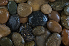 River Rocks Stock Photo