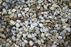 River rocks Stock Images
